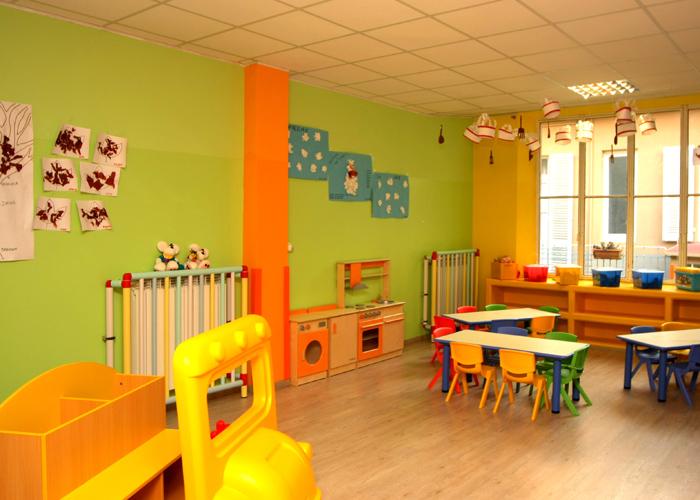 Arredamento asilo arredamento interior design asilo with for Arredi nido